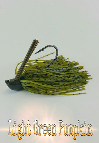 SLICKFLIP JIG - By SLICKHEAD TACKLE - TUFFBAIT  - 4