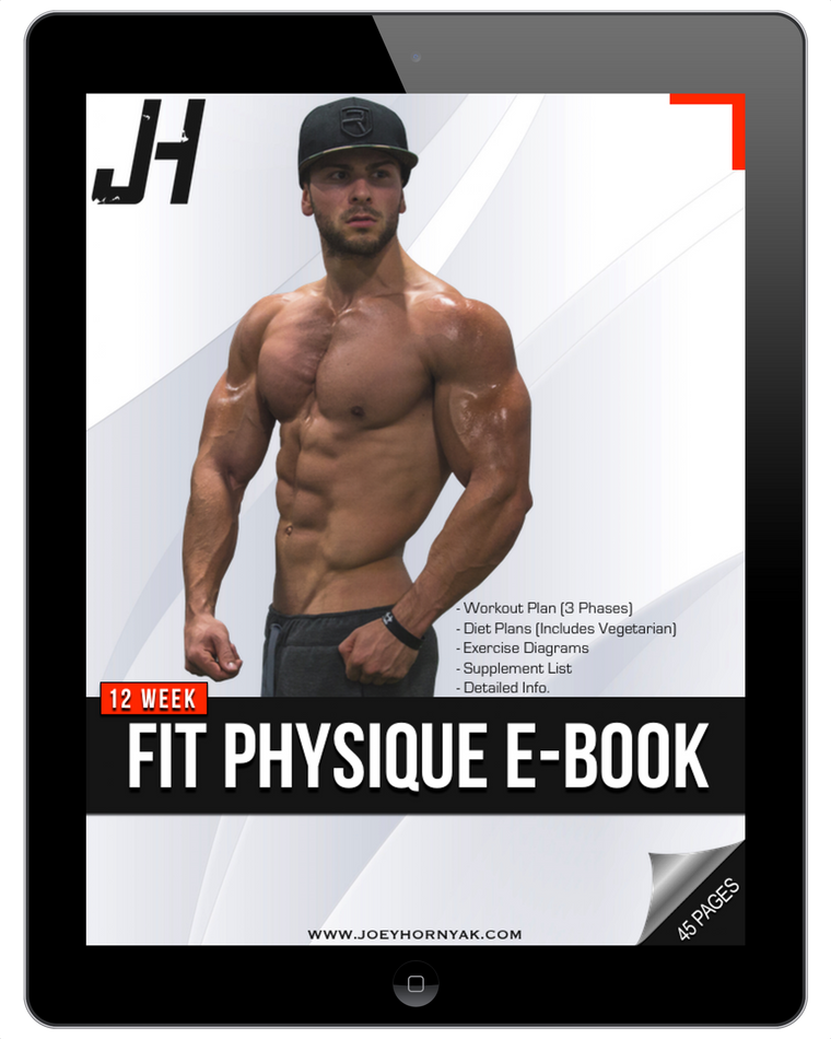 12 Week Fit Physique E-Book