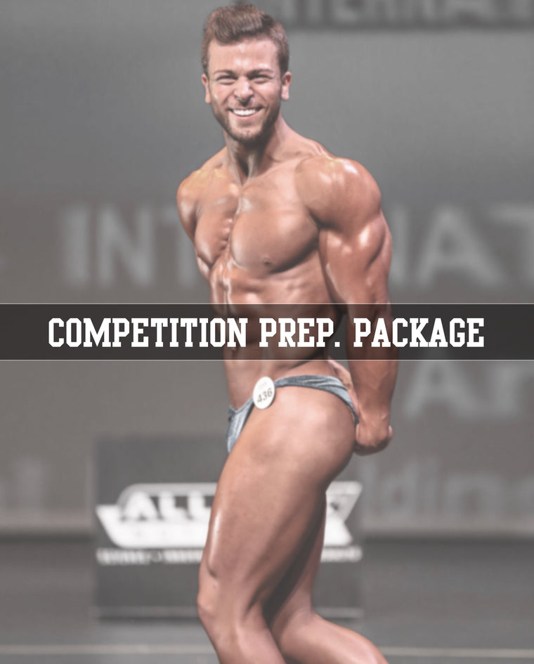 COMPETITION PREP PACKAGE