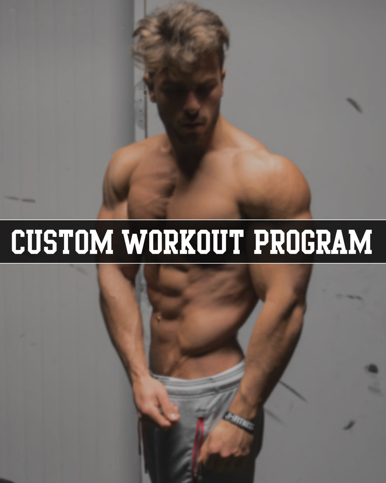 CUSTOM WORKOUT PLAN