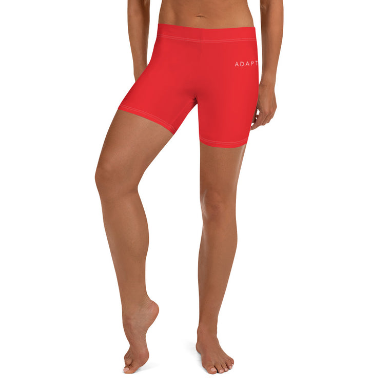 A D A P T shorts - Red