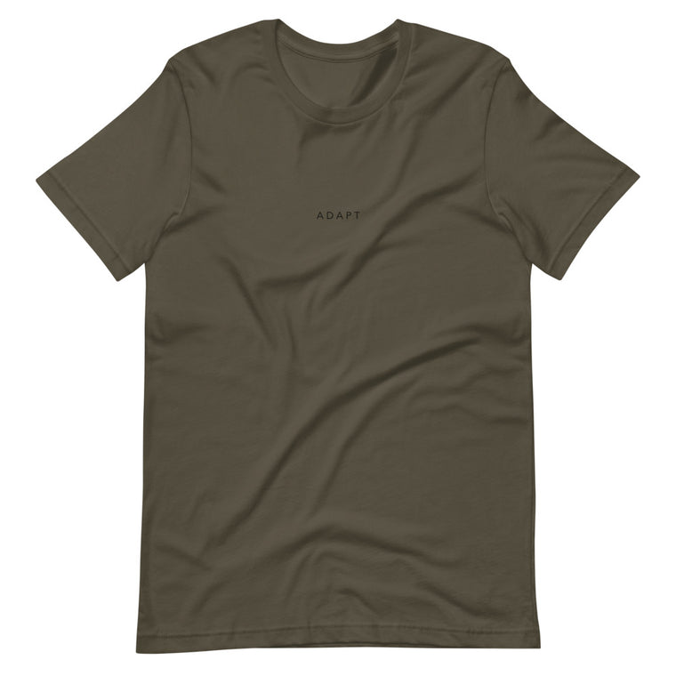 A D A P T Short-sleeve Tee - Army