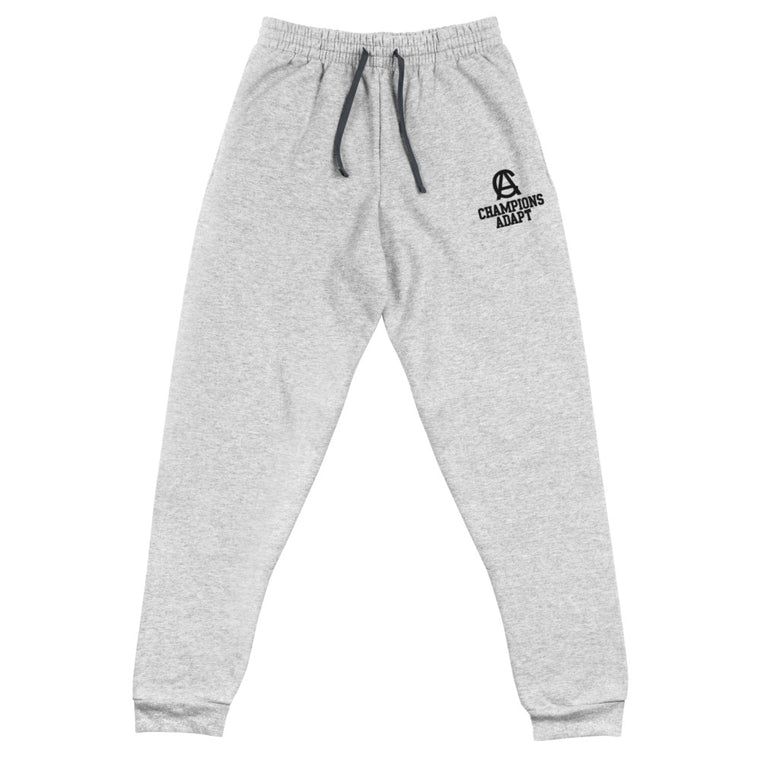 Champions Adapt Academy Joggers - Heather grey