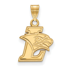 14ky Lehigh University Small Pendant