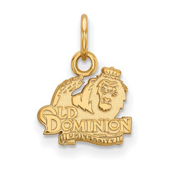 10ky LogoArt Old Dominion University XS Pendant