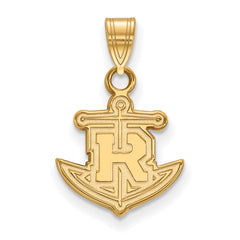 10ky LogoArt Rollins College Small Pendant