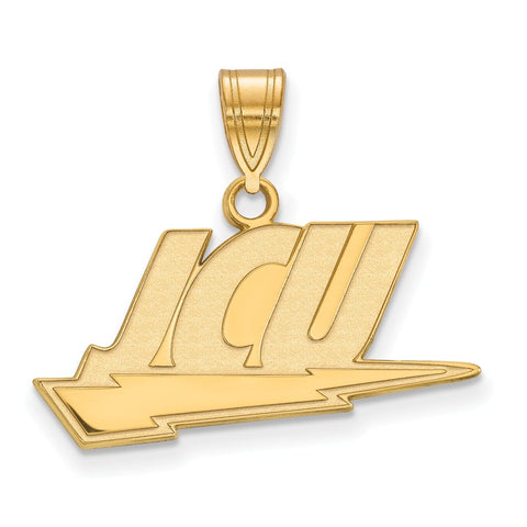 10ky LogoArt John Carroll University Medium Pendant