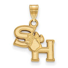 10ky LogoArt Sam Houston State University Small Pendant