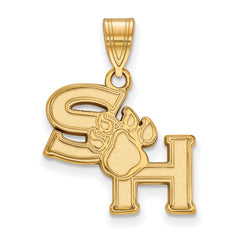 10ky LogoArt Sam Houston State University Medium Pendant
