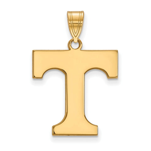 10ky LogoArt University of Tennessee Large Pendant