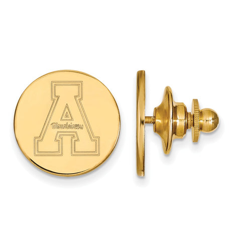 14ky LogoArt Appalachian State University Lapel Pin