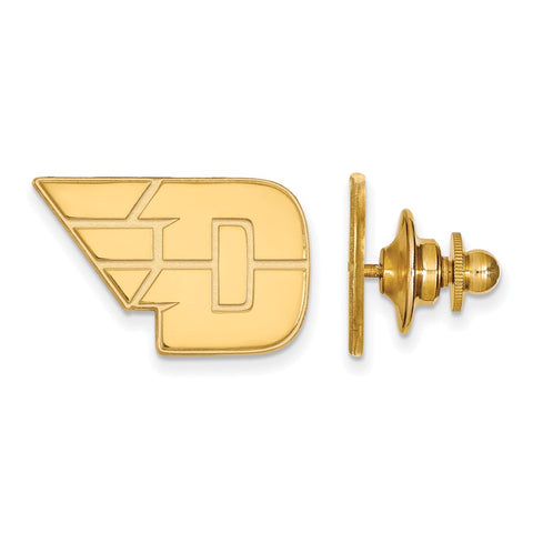 14ky LogoArt University of Dayton Lapel Pin
