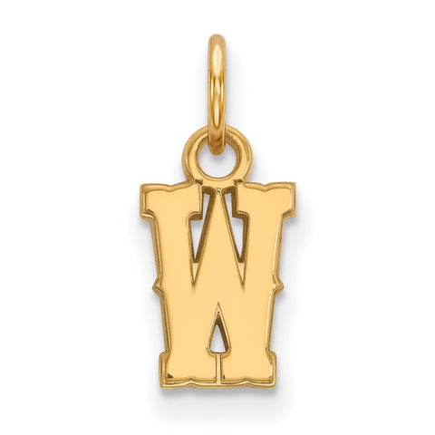 10ky LogoArt The University of Wyoming XS Pendant
