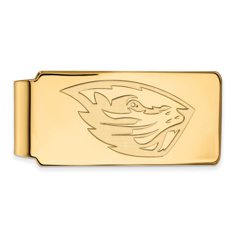 10ky Oregon State University Money Clip
