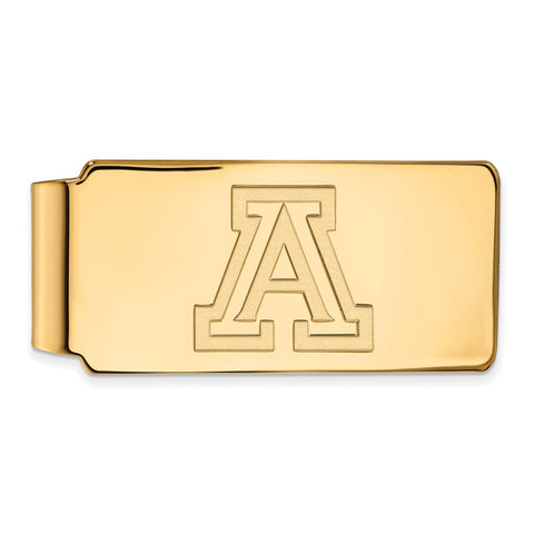 10ky LogoArt University of Arizona Money Clip