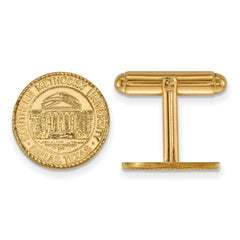 14ky LogoArt Southern Methodist University Crest Cuff Link