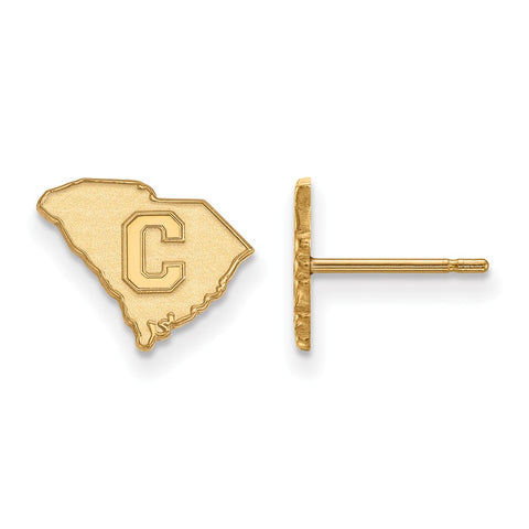 The Citadel licensed Collegiate Earrings