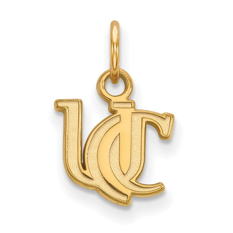 10ky LogoArt University of Cincinnati XS Pendant