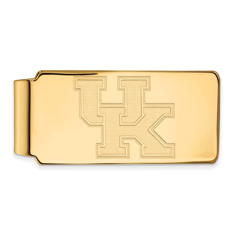 10ky LogoArt University of Kentucky Money Clip