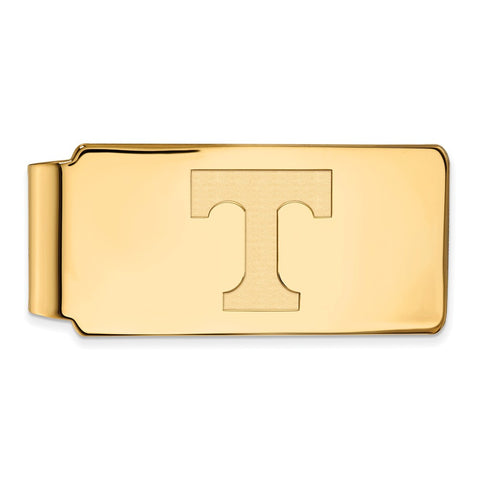 10ky LogoArt University of Tennessee Money Clip