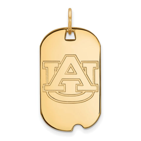 10ky LogoArt Auburn University Small Dog Tag