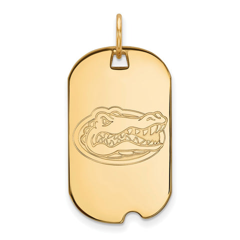 10ky LogoArt University of Florida Small Dog Tag