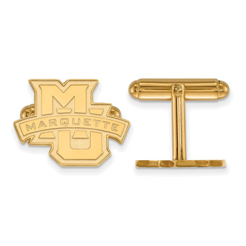 14ky LogoArt Marquette University Cuff Links