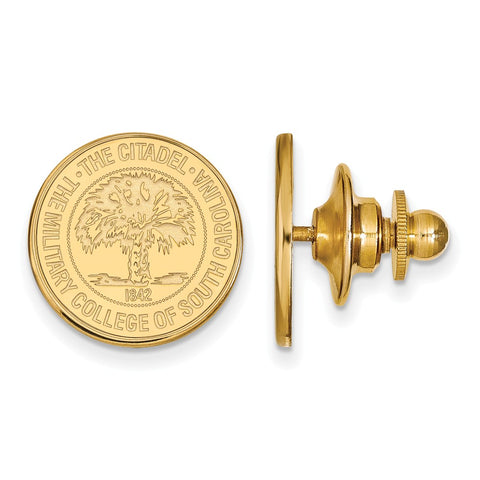 The Citadel licensed Collegiate Pin