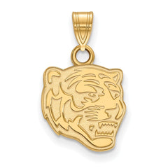 10ky LogoArt University of Memphis Small Pendant