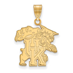 10ky LogoArt University of Kentucky Large Pendant