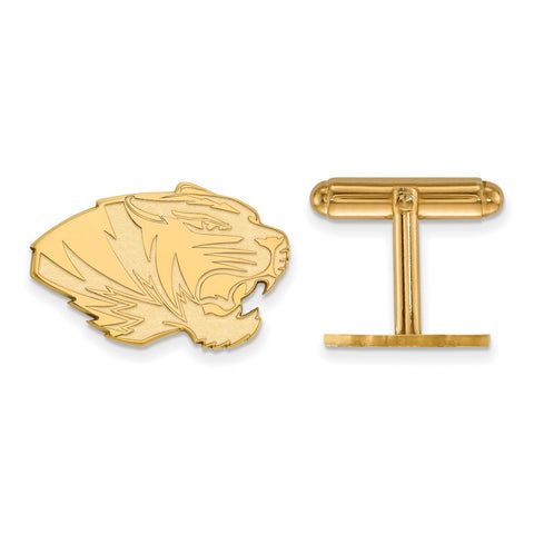 14ky LogoArt University of Missouri Cuff Link