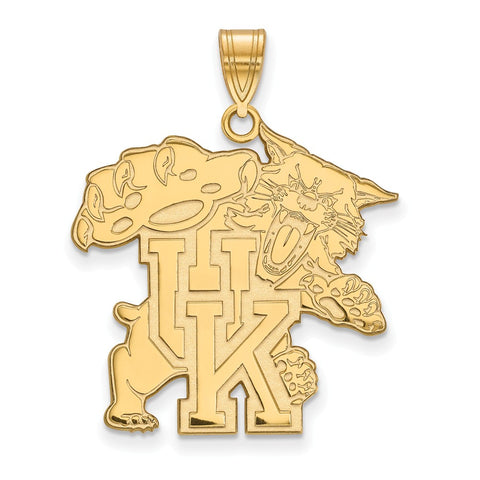 10ky LogoArt University of Kentucky XL Pendant