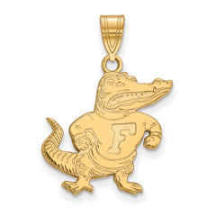 10ky LogoArt University of Florida Large Pendant