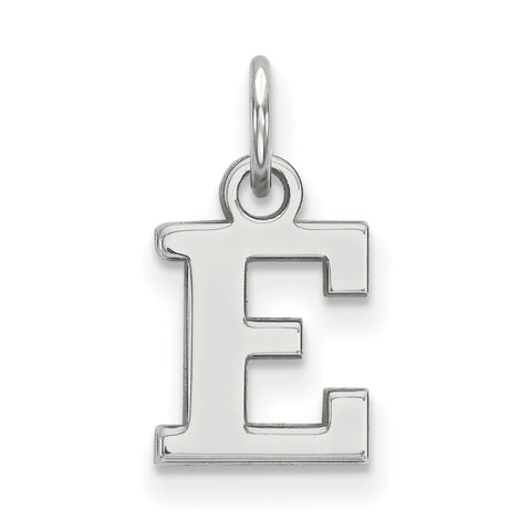 Sterling Silver LogoArt Eastern Michigan University XS Pendant