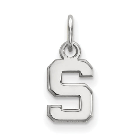 14kw LogoArt Michigan State University XS Pendant