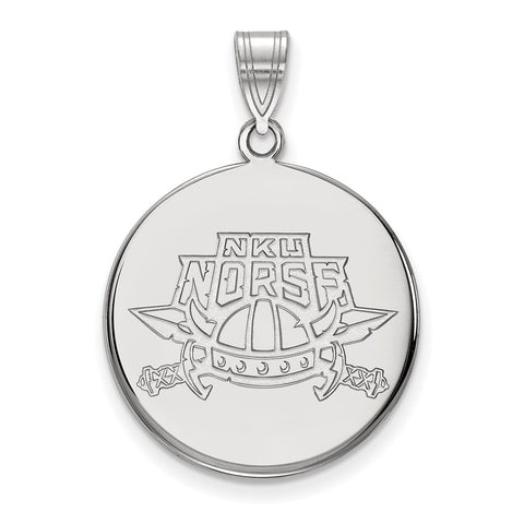 10kw LogoArt Northern Kentucky University Large Disc Pendant