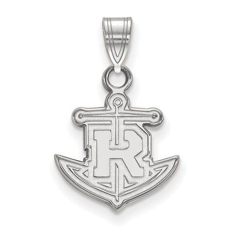 Sterling Silver LogoArt Rollins College Small Pendant
