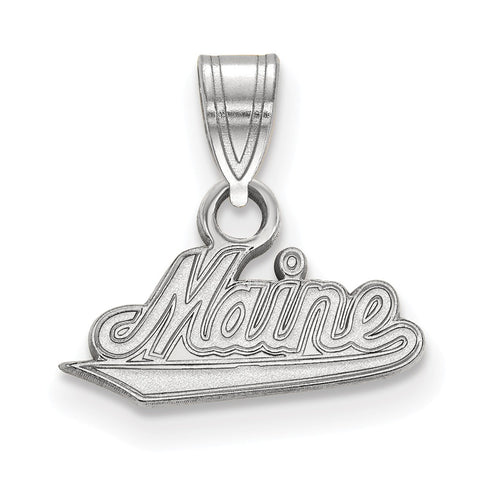 14kw LogoArt University of Maine Small Pendant