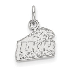 Sterling Silver LogoArt University of New Hampshire XS Pendant