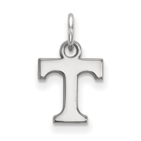 Sterling Silver LogoArt University of Tennessee XS Pendant