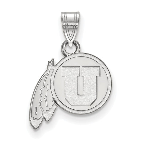 14kw LogoArt University of Utah Small Pendant