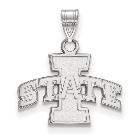 14kw LogoArt Iowa State University Small Pendant