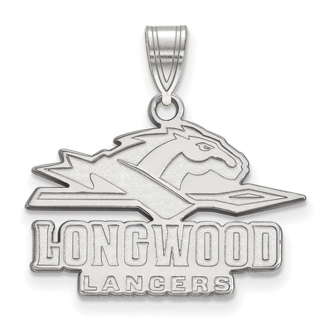 10kw LogoArt Longwood University Medium Pendant