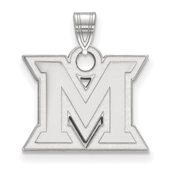 10kw LogoArt Miami University Small Pendant