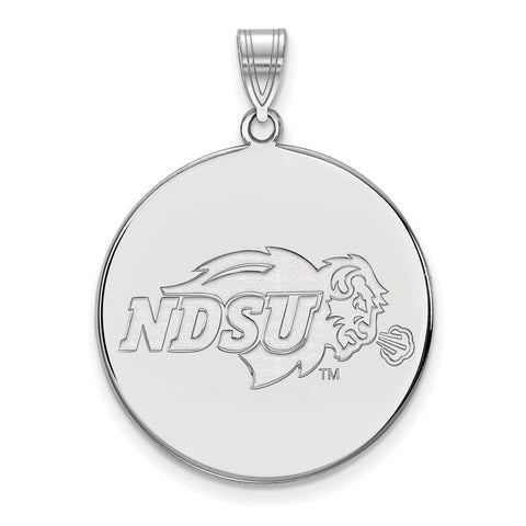 14kw LogoArt North Dakota State XL Disc Pendant