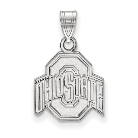 14kw LogoArt Ohio State University Small Pendant