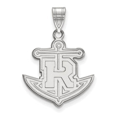 Sterling Silver LogoArt Rollins College Large Pendant