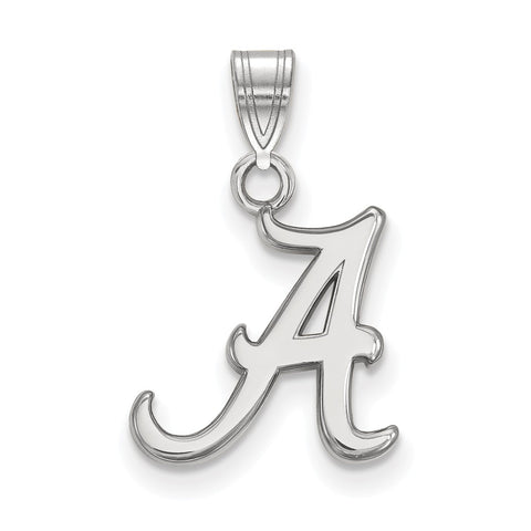 14kw LogoArt University of Alabama Small Pendant