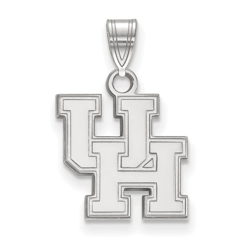 14kw LogoArt University of Houston Small Pendant
