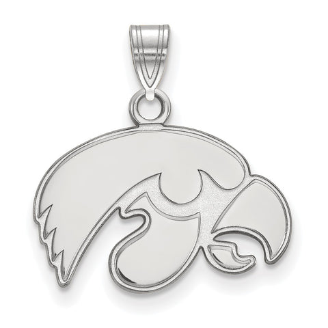 14kw LogoArt University of Iowa Small Pendant